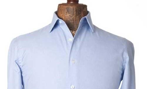 camisa sob medida - camisaria turquesa